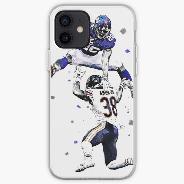 Saquon Barkley iPhone Soft Case
