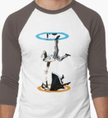 Bioshock Infinite t shirt, iphone case & more Men's Baseball ¾ T-Shirt