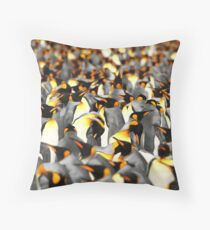 The Colony Throw Pillow