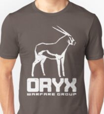 ORYX Warfare Group Unisex T-Shirt