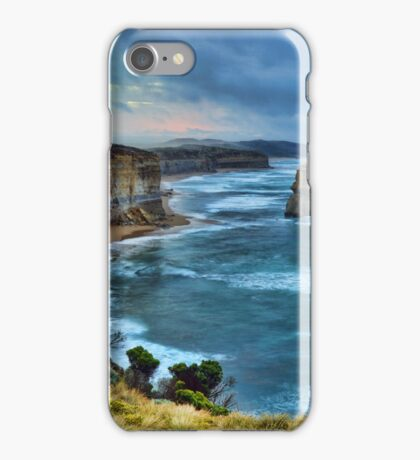 Sunrise with a mood! iPhone Case/Skin