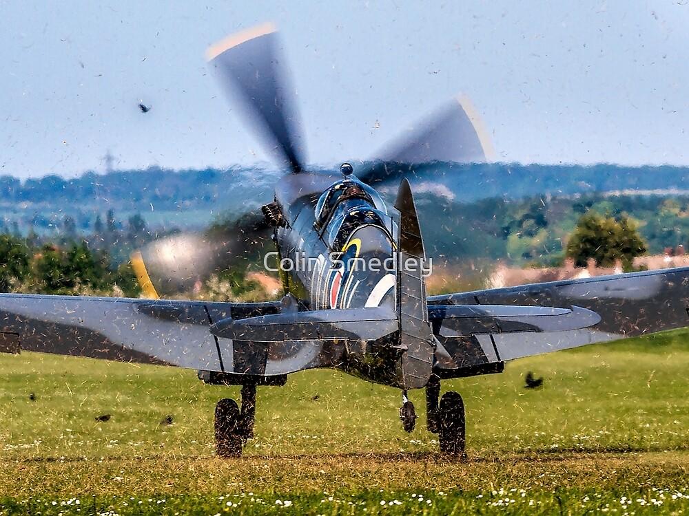 Spitfire Unleashed by Colin Smedley