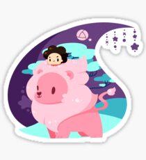 Little Lion Sticker