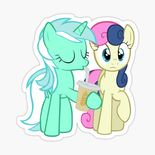 Lyra And Bon Bon Gifts Merchandise Redbubble