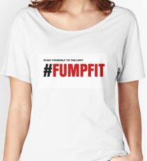 FUMPFIT Box Clever Clothing Women's Relaxed Fit T-Shirt