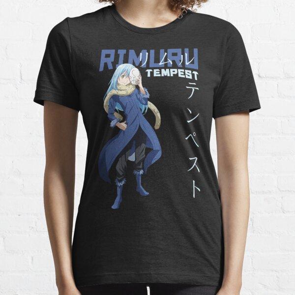 That Time I Got Reincarnated as a Slime - Rimuru Tempest Essential T-Shirt