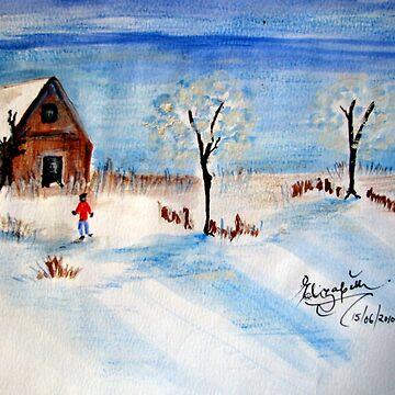 Winter by Happyart