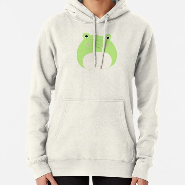 Wendy the Frog Squishmallow Pullover Hoodie