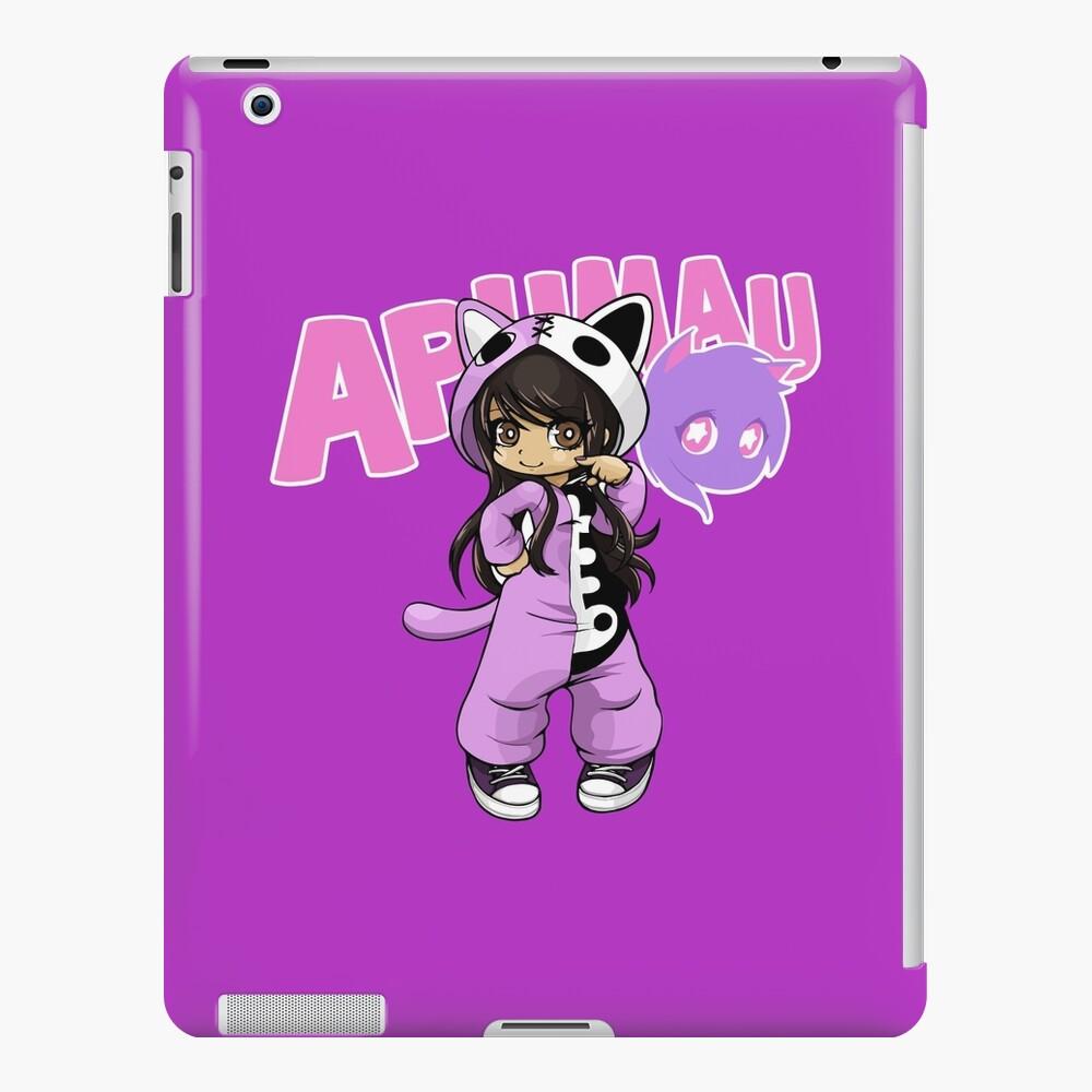 Aphmau as cat p iPad Case & Skin