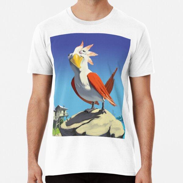 Happy birdy T-shirt premium