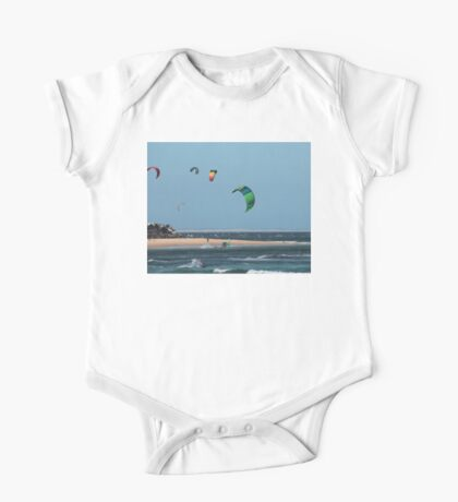 Kite Surfing @ Nobby's Kids Clothes