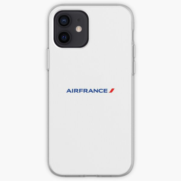 Meilleure vente - Logo Air France Coque souple iPhone