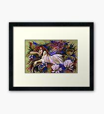fairy-tale dream Framed Print