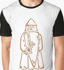 Camiseta gráfica WeHadNoHorns - Piezas de ajedrez Berserker Lewis