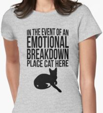 Place cat here T-Shirt