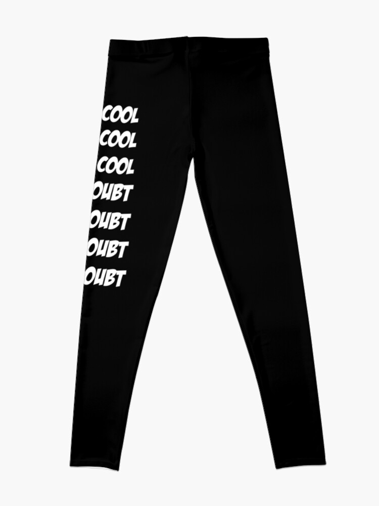 Alternate view of Cool Cool Cool No Doubt No Doubt No Doubt Leggings