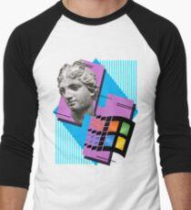 Vaporwave ! Men's Baseball ¾ T-Shirt