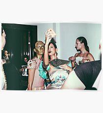 "Póster Semana de la moda de Londres ""Selfie"""