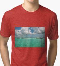 Stingray Adventure Tri-blend T-Shirt