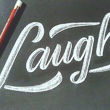 Laugh  by nonique