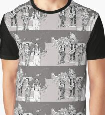 An Evening in the Park Graphic T-Shirt