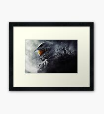 "Halo Master Chief ""Illusions"" Framed Print"