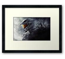 "Halo Master Chief ""Illusions"" Framed Print"