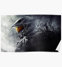 "Halo Master Chief ""Illusions"" Poster"
