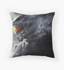 "Halo Master Chief ""Illusions"" Throw Pillow"
