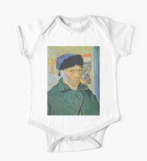 Vincent van Gogh - Self-Portrait One Piece - Short Sleeve