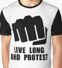 Live Long Graphic T-Shirt
