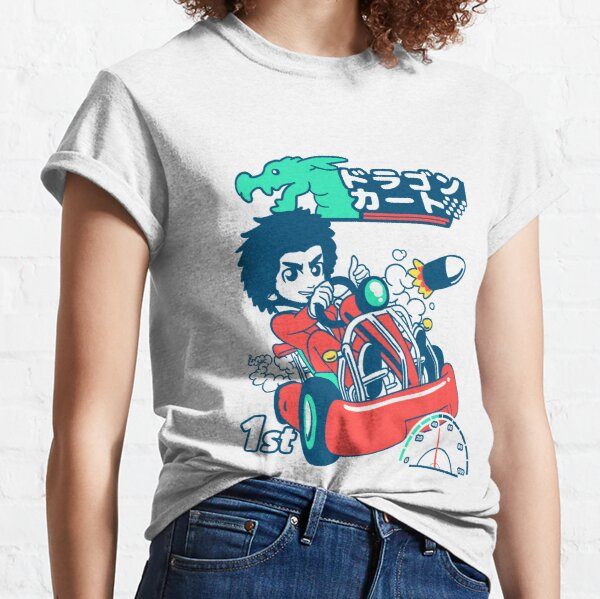 Ichiban Dragon Kart Classic T-Shirt