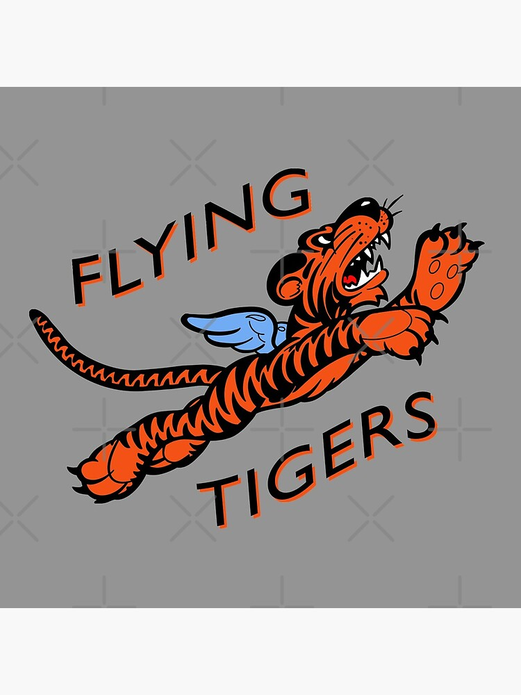 The Flying Tigers by rogue-design