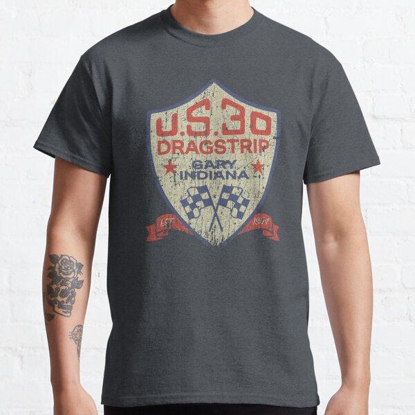 U.S. 30 Dragstrip 1954 Classic T-Shirt