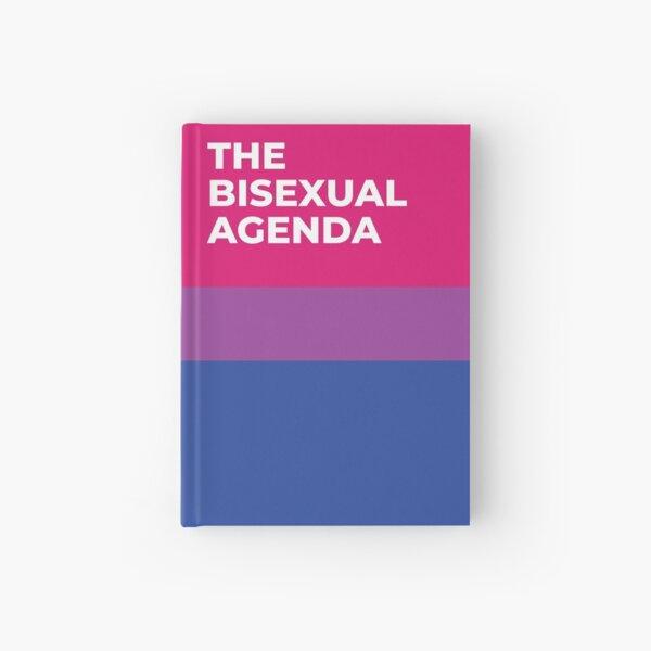 Bisexual Agenda Hardcover Journal