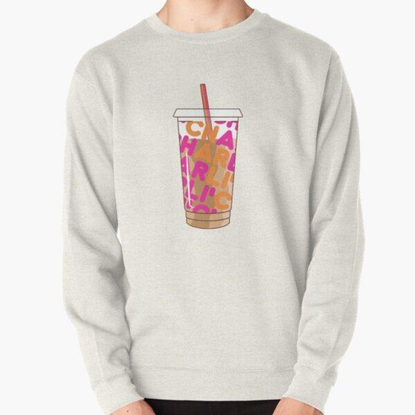 charlie damelio tiktok Pullover Sweatshirt