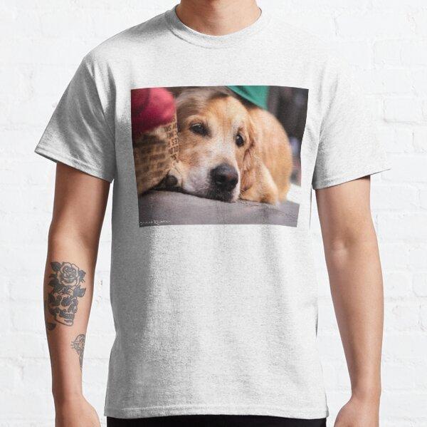 Dog's sorrow Classic T-Shirt