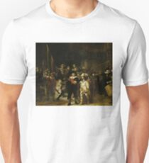 Rembrandt - The Night Watch Unisex T-Shirt