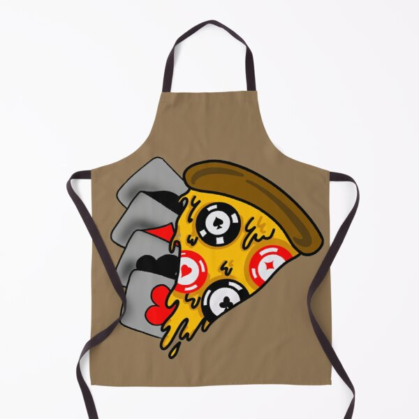 I love to cook and play! Apron