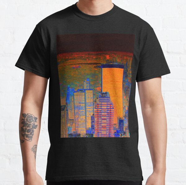 View Central Park New York 2 Classic T-Shirt