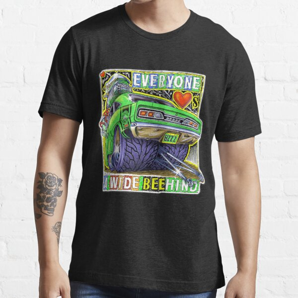 Superbee with Wide Bee-hind Essential T-Shirt