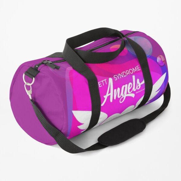 RS Angels Bubbles Duffle Bag