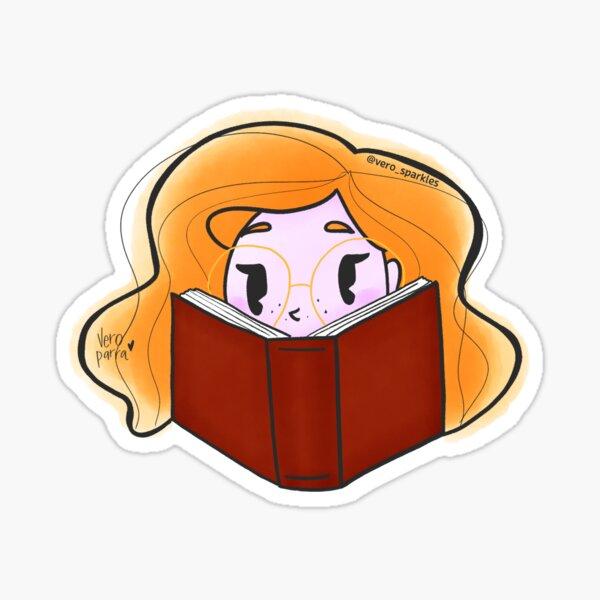 Angie - Studious Sticker