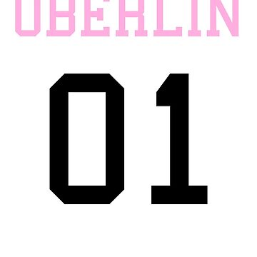 OBERLIN 01 by fromtheblock