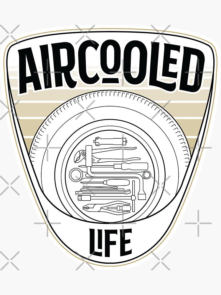 Spare wheel tool kit - Aircooled Life Classic Car Culture by Joemungus