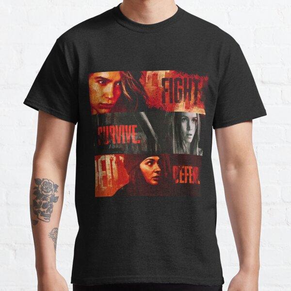 wynonna earp temporada 4 Camiseta clásica