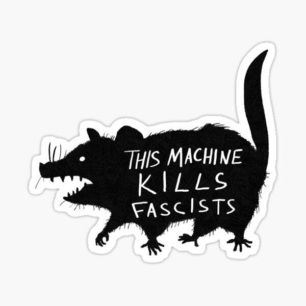 Opossum Guthrie Sticker