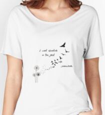 I want adventure Women's Relaxed Fit T-Shirt