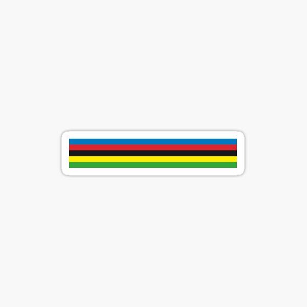 Champion du Monde - Cyclisme - UCI Sticker