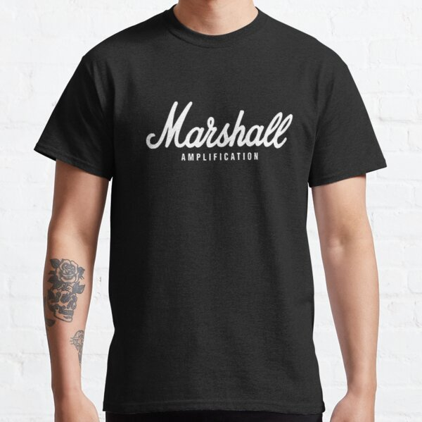 Marshall Guitar Amplifier Classic T-Shirt